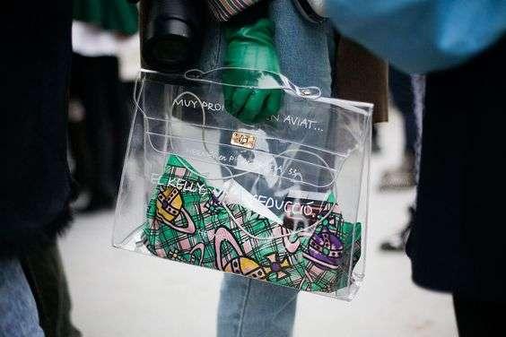 انتخاب کیف شیشه ای