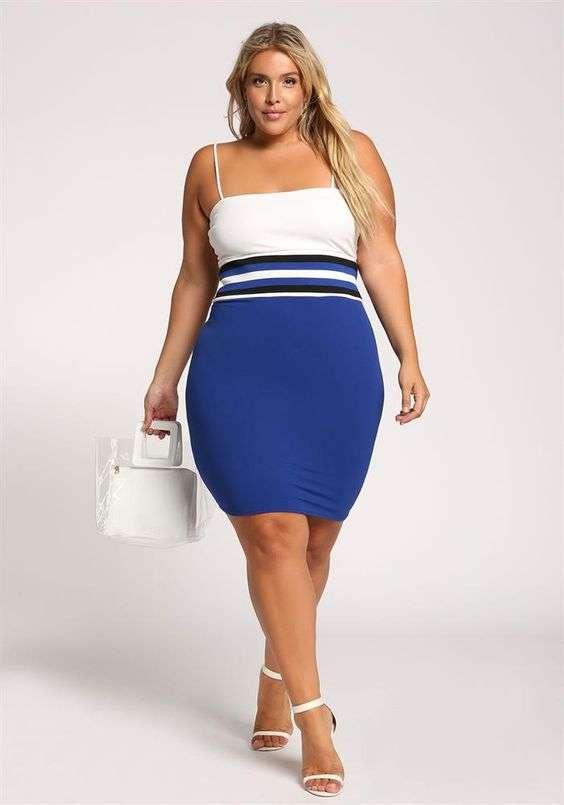 لباس سایز بزرگ