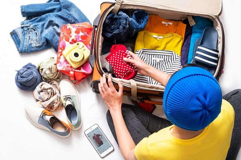 انتخاب لباس در سفرهای یک روزه