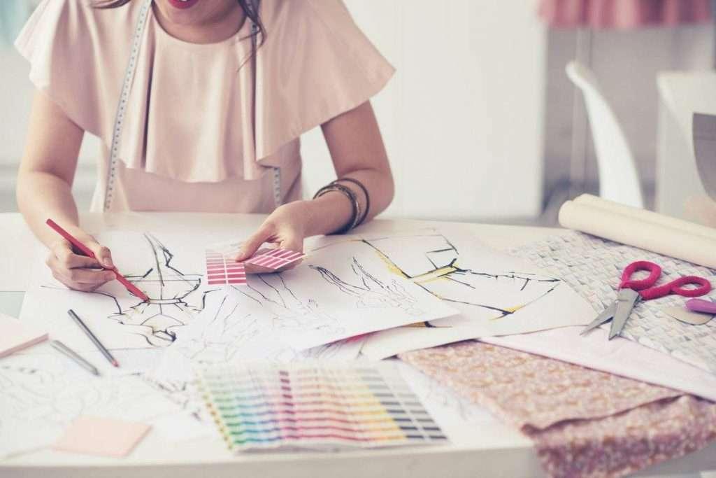 طراحی لباس و مزون داری