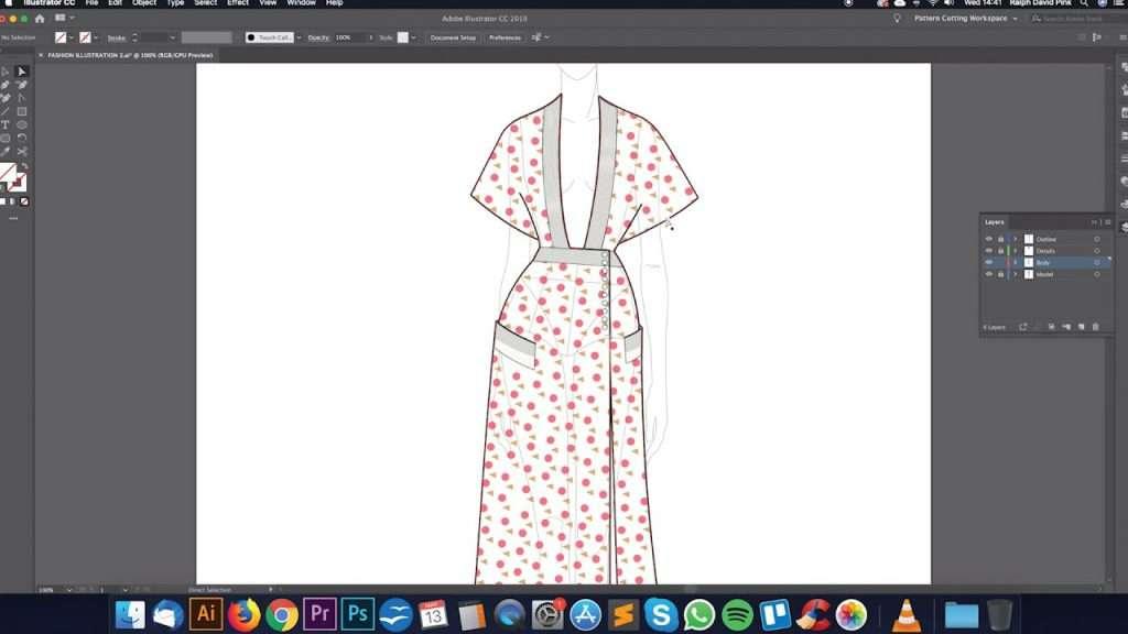 نرم افزارهای طراحی لباس