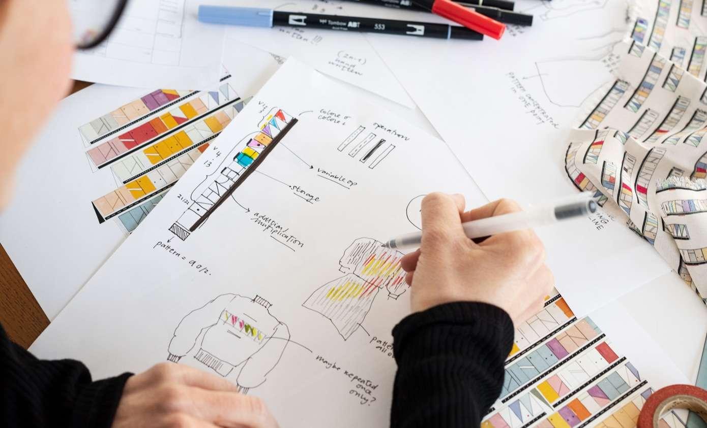 طراحی لباس یک دانشمند