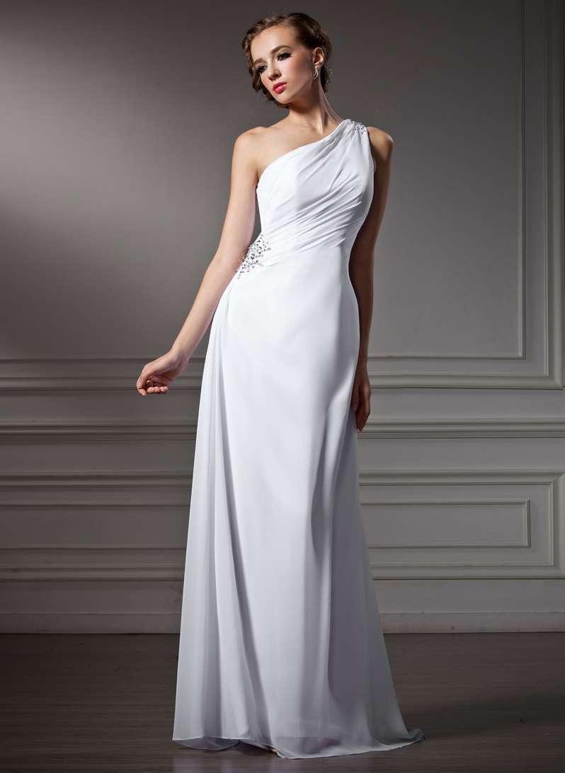 لباس عروس راسته - روز عروسی - عروس - لباس عروسی