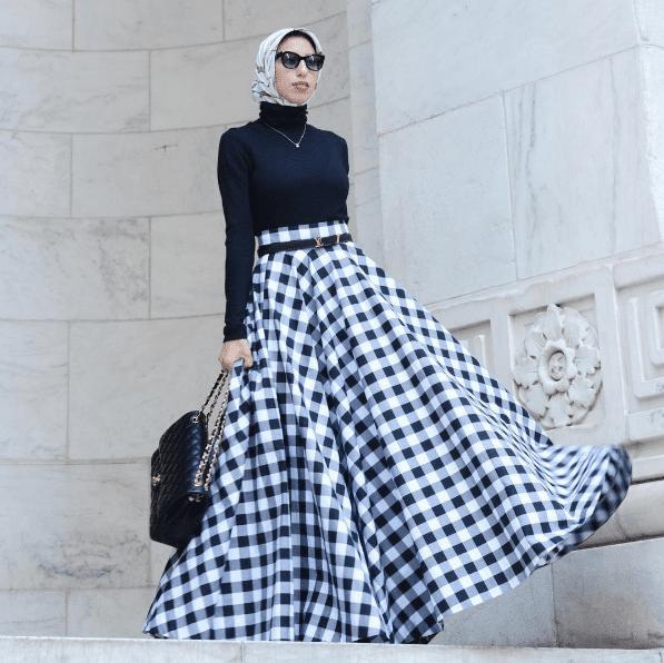 بلاگر حجاب