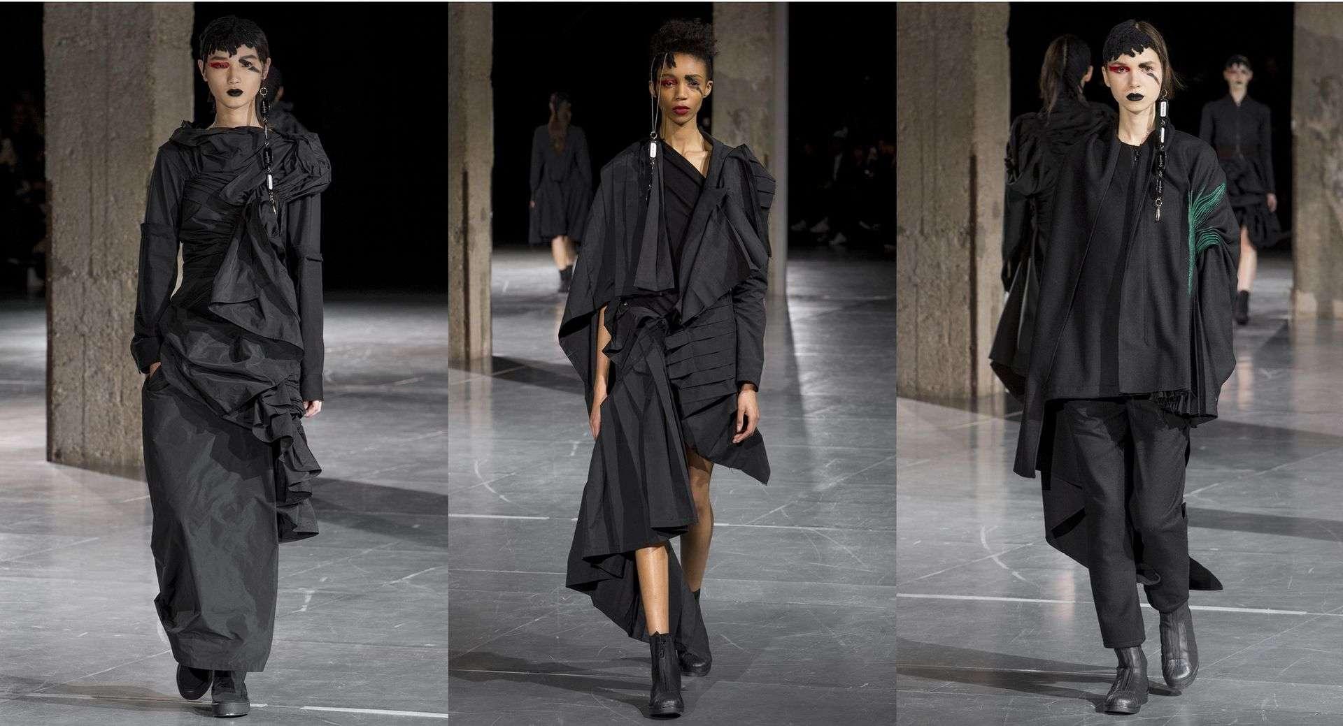 طراحان لباس ژاپنی در عرصهی مد مفهومگرا در صنعت مد و فشن از دیرباز پیشتاز و بنام بودهاند.