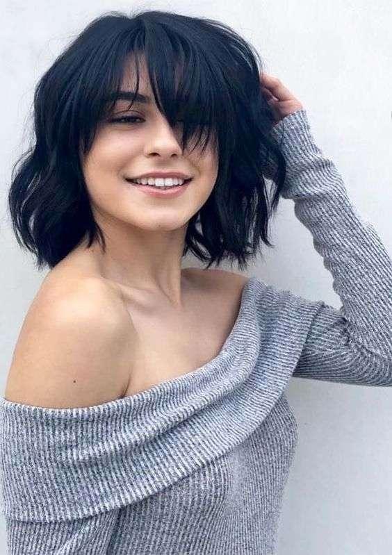 مدل کوتاهی مو (haircut style) – ترندهای مو 2020