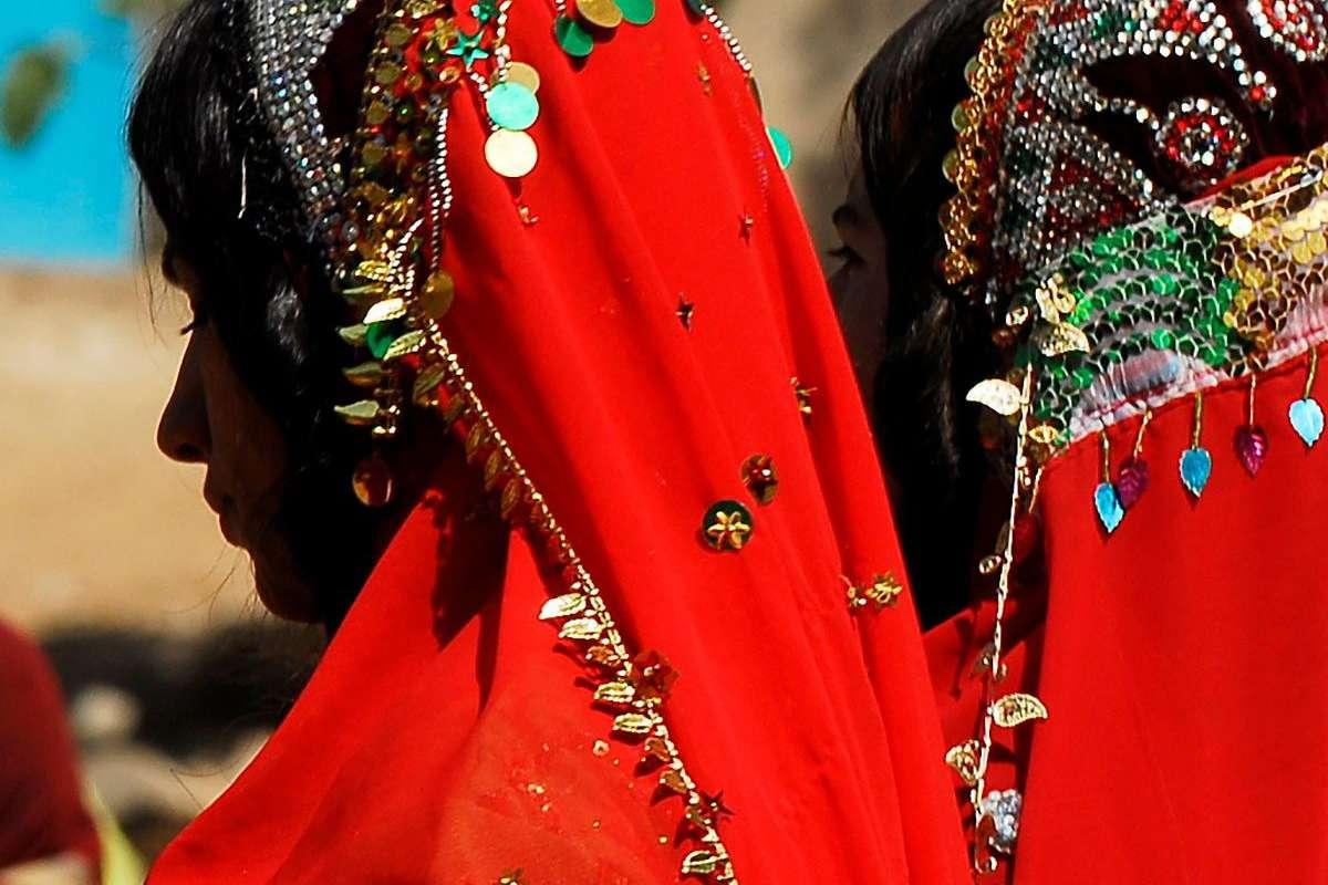 لباس محلی اقوام ایران- اقوام بختیاری