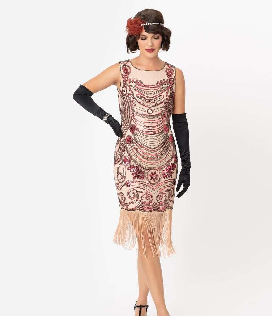 لباس کوکتل