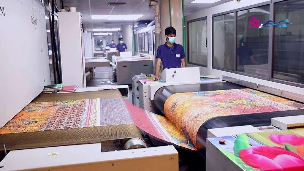 ظهور چاپ دیجیتال و تاثیر آن بر صنعت مد و فشن