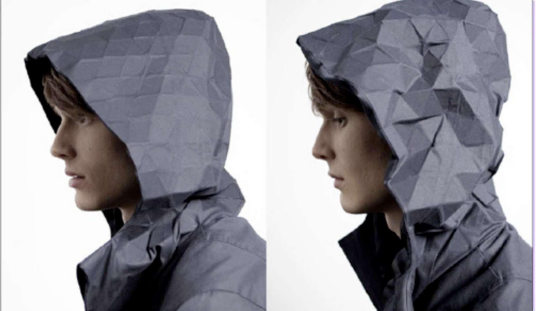 لباس هوشمند که با تغییر احساسات درونی انسان تغییر شکل میدهند
