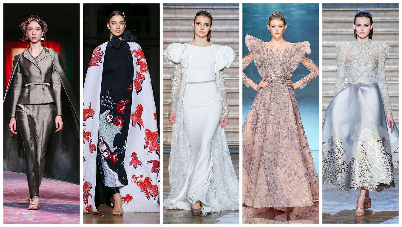 ترند لباس با شانههای پهن برای زنان محجبه