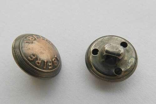 دکمه فلزی Metal Buttons پایهدار