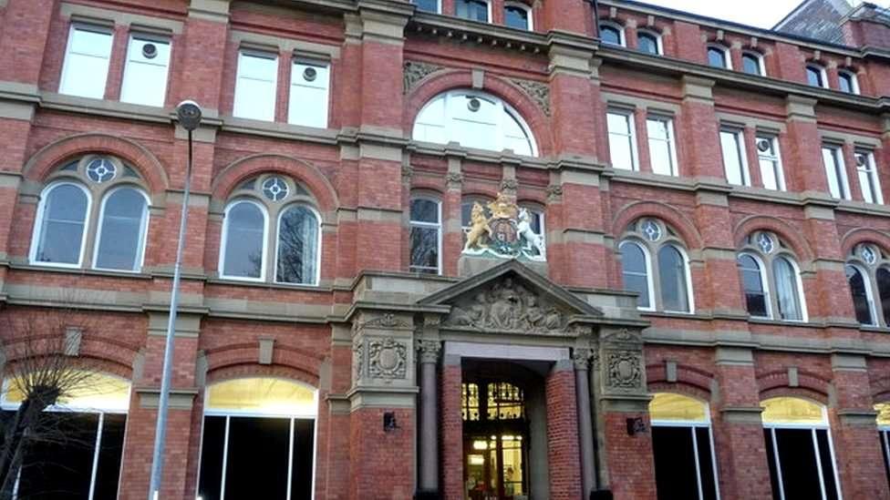 ساختمان شرکت لورا اشلی در انگلیس