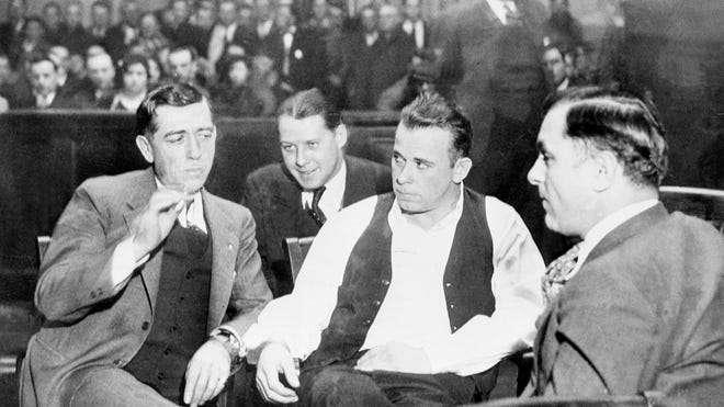 تیپ معروف و آیکونیک گنگسترها در قرن 20، استایل خلافکاران