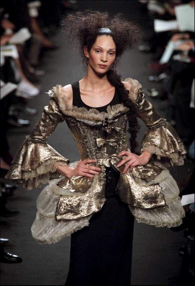 """کالکشن Haute Couture بهار-تابستان سال 1998 خانه مد """"ژان-پل گوتیه"""